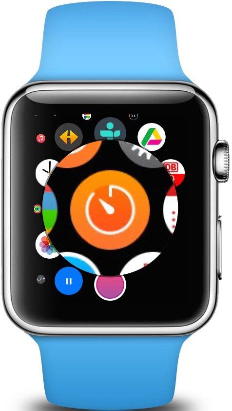 Apple Watch Timer stellen iPhone Eier kochen 1