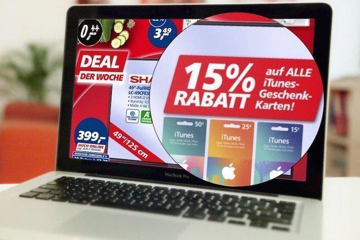 Apple iTunes Einkauf iPad iPhone iPod Karte Guthabenkarte Prepaid 1