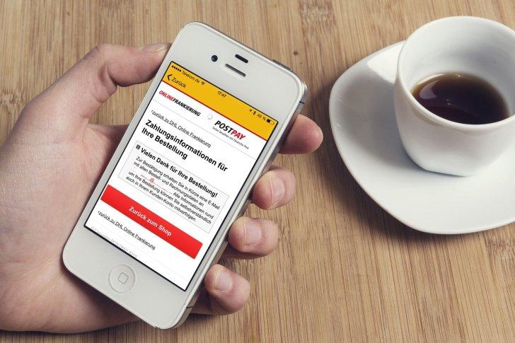 DHL Post Paket Päckchen Porto frankieren Smartphone iPhone iPad Android App Update 6