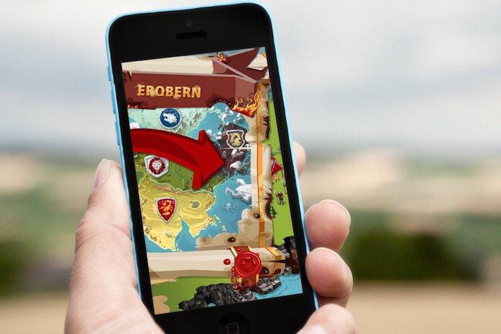 Empire Four Kingdoms fünftes Königreich Update 27 Rubine MMO Goodgame Studios 2