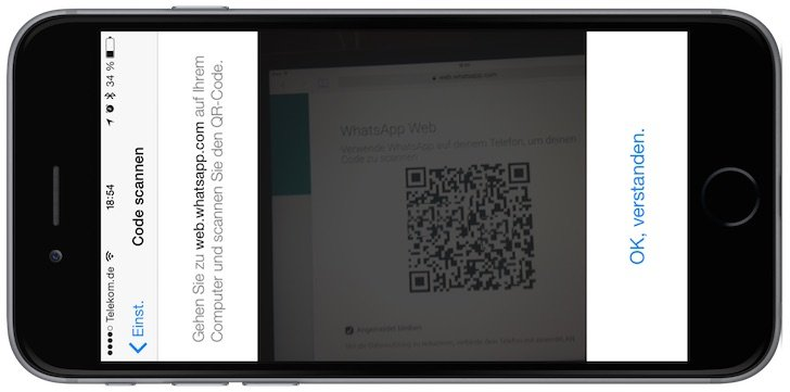 WhatsApp iPad WhatsApp Web 6