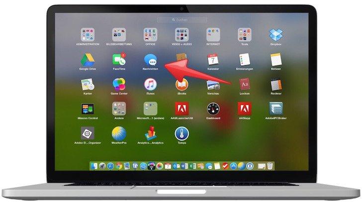 iPhone SMS-Nachrichten speichern PDF Mac Acrobat exportieren sichern Backup 2