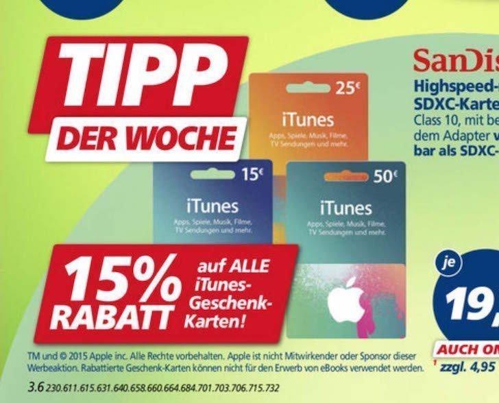 real Rabatt iTunes