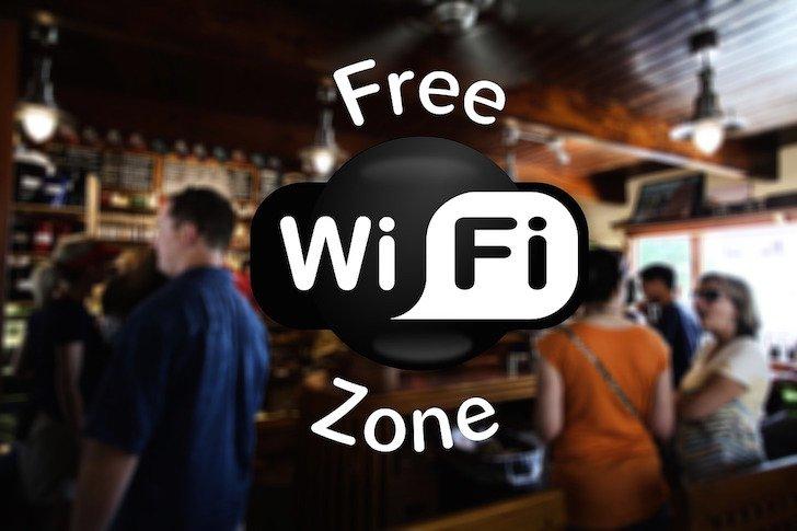 Free wifi Zone Wi-Fi WLAN W-LAN ostenlos Provider LTE 3G 4G HSDPA kostenlos 1
