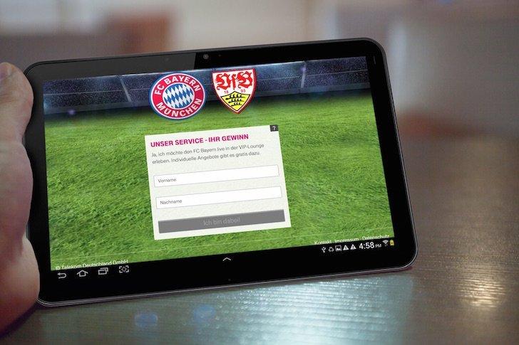 Tickets Bayern Stuttgart