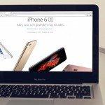 iPhone 6s plus Bestellung Vorbereitung  wichtig 3