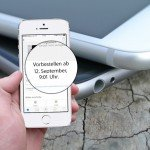 iPhone 6s plus bestellen Bestellung Apple 12.09.2015 Vorbereiten