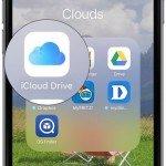 iPhone iOS 9 iCloud Homescreen Symbol App Datenwolke anlegen löschen entfernen BB