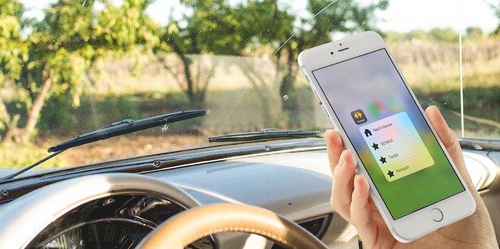 Berlin,Bonn,Hamburg,Köln,München,Stuttgart,Navigon,Update,Apple Watch,33 Prozent,Rabatt,Mobile Alert,Traffic Live,Navigation,Garmin 3