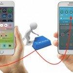 Android Apple finden Funktion Galaxy HTC Huawei iOS iPhone LG Samsung Smartphone Sony suchen Umstieg versteckt Wechsel wiederfinden Xperia Ton ausschalten einschalten lautlos Klingelton stumm