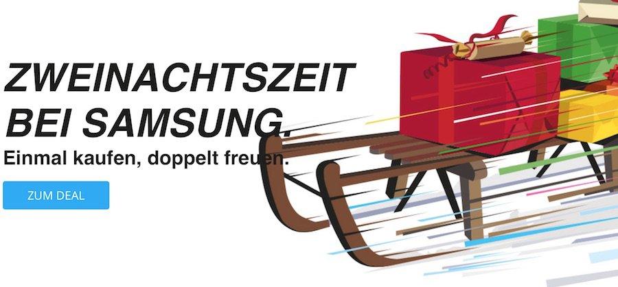 Zweinachten Galaxy Sparhandy gratis Zweithandy 4,95 EUR Vodafone