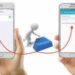 iOS iPhone Android Samsung Galaxy übersetzen translate ähnlich Funktion Gerätewechsel Wechsel Anleitung Umstieg Systemwechsel SIM Karte PIN ändern Sicherheit 1