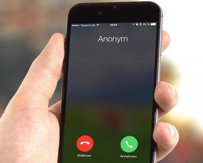 Anonyme + unbekannte Anrufer sperren am iPhone und auf Mailbox umleiten BB