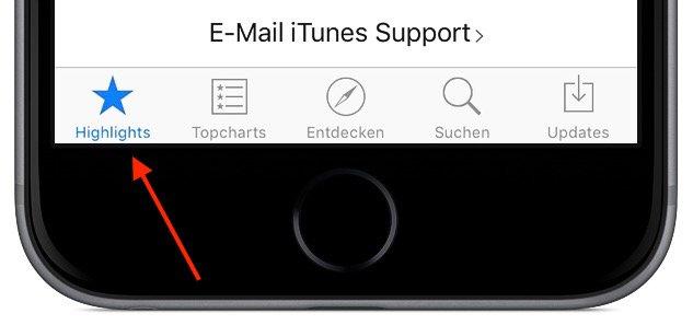 In App-Kauf bei iTunes Abo kündigen 1