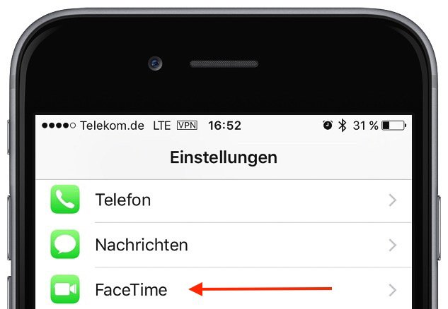 iPhone iMessage abmelden Problem SMS-Empfang 3