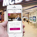 McDonald Mac Donald Mc Donalds Mac Donalds WLAN Router kostenlos Internet gratis Wifi 4