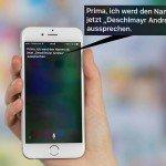 Siri Aussprache iPhone korrigieren 3