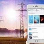 iPhone Strom sparen beim dynamischen Hintergrund BB