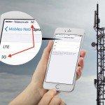 Strom sparen iPhone 3G 4G Edge LTE Netz BB