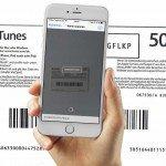 iTunes Karte Guthaben 3D Touch einlösen gutschreiben BB2