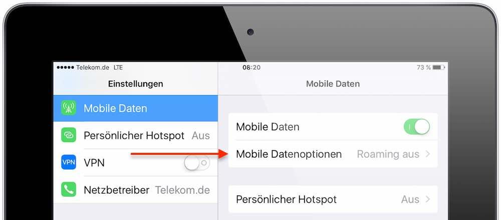 Sim Karte Entsperren Ipad.Ipad Sim Pin ändern Mobil Ganz Einfach De