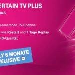 """""""EntertainTV Plus"""" freigeschaltet: Neues Design, neue Benutzeroberfläche sowie neue Hardware sind die wesentlichen Eigenschaften des neuen Produkts. Ergänzt wird die jüngste Generation des Fernsehens durch """"innovative Leistungsmerkmale, die dem Kunden Freiheit, Orientierung und Komfort"""" bringen sollen."""
