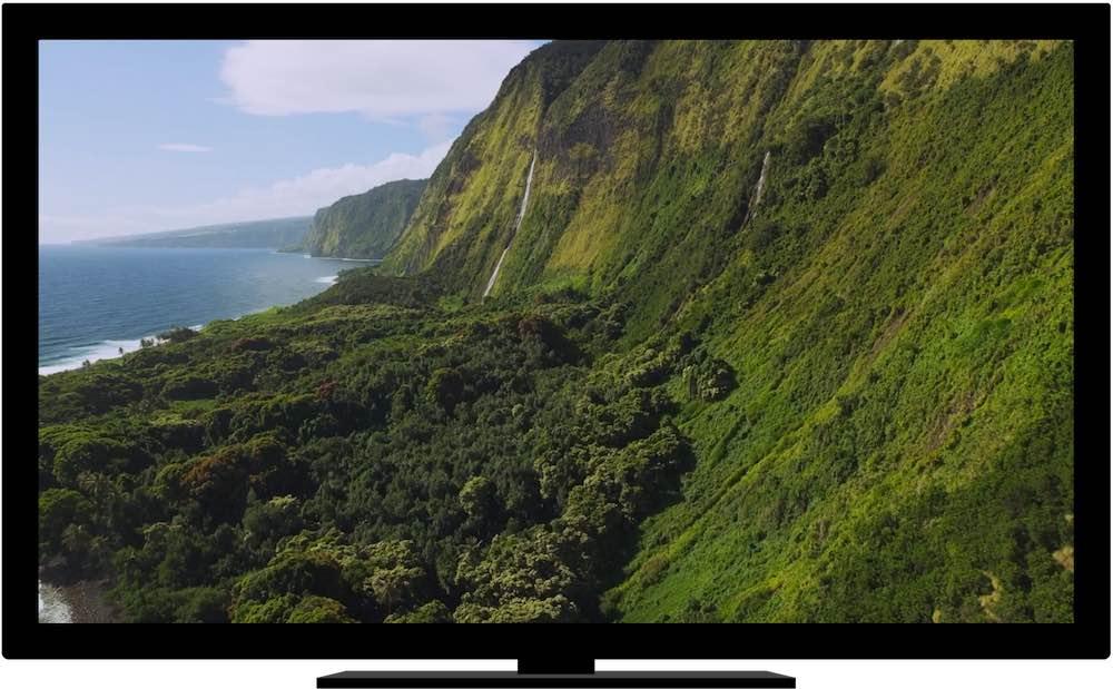 Wenn Sie Ihr Apple TV 4 für eine bestimmte Zeit nicht nutzen, wird automatisch der Bildschirmschoner aktiviert. Aber wussten Sie, dassApple regelmäßigneue, faszinierende Videos veröffentlicht, die Sie als Bildschirmhintergrund einsetzen können?