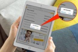 """Sie können die Rufnummer vom iPad wählen lassen und das Gespräch am iPhone führen, ohne die Telefonnummer """"von Hand"""" tippen zu müssen, sofern sich beide Geräte - iPad und iPhone - im selben W-LAN befinden."""