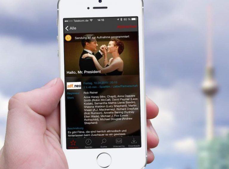 save.tv kostenlos testen: Apps für alle Smartphones