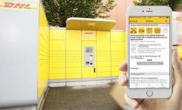 """DHL/Deutsche Post hat am 06.06.2016 ein Update für seine """"DHL Paket""""-Apps für iOS und Android veröffentlicht, mit der Sie zukünftig noch einfacher das Paketfach in der Packstation öffnen können"""