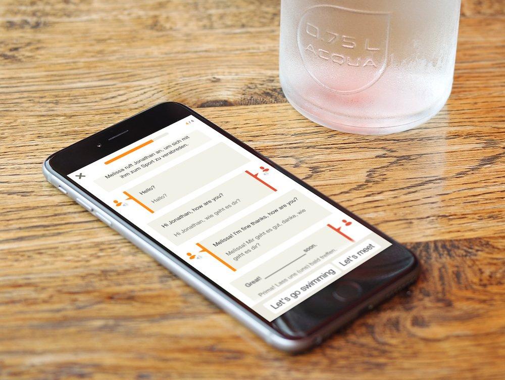 Hier können Sie einen Babbel-Sprachkurs KOSTENLOS testen. Dank intelligenter Apps ist das Lernen unterwegs auf iPhone, iPad oder Tablets möglich.