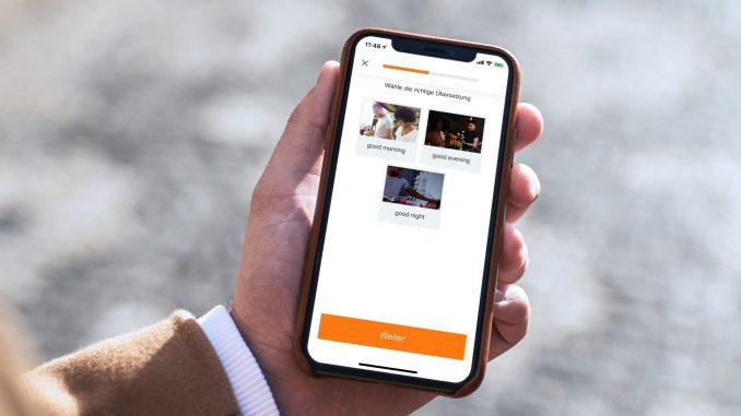 Babbel-Sprachkurs KOSTENLOS testen und auf iPhone oder iPad testen.