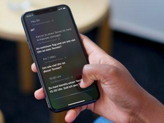 Mit Siri Termine am iPhone verwalten
